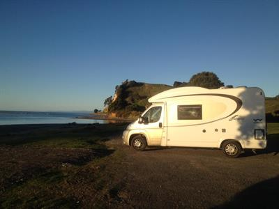 campervan, hiring, north island, RV