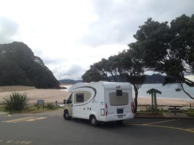 RV, rental, North Island, holidays,