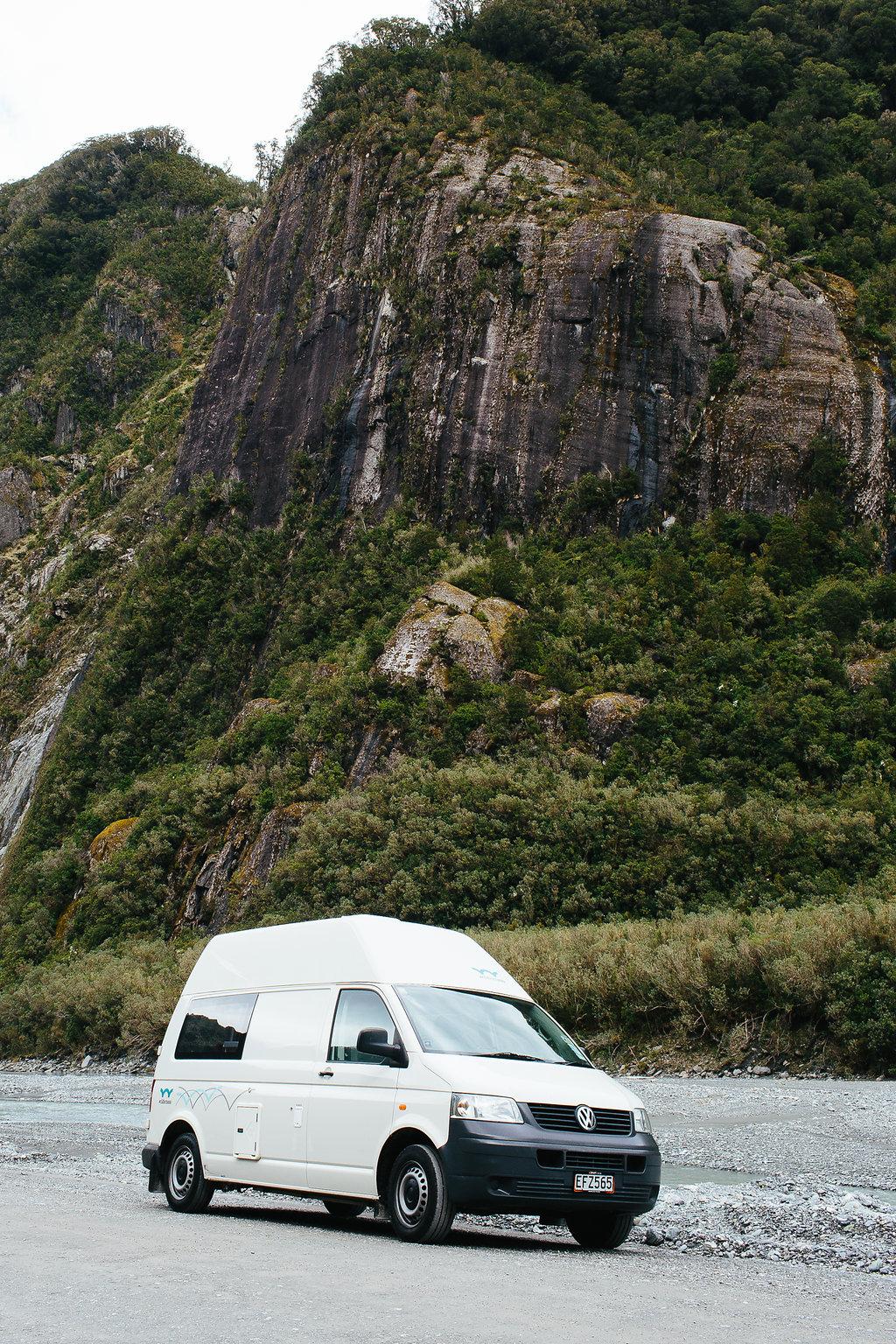 RV, new zealand, road trip, rental,