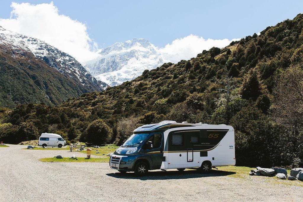 campervan, rental, road trip, hire,