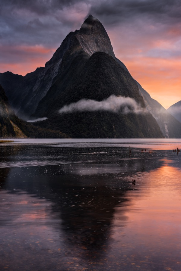 Chrystal Hutchinson travels to Milford Sound in a New Zealand camper hire