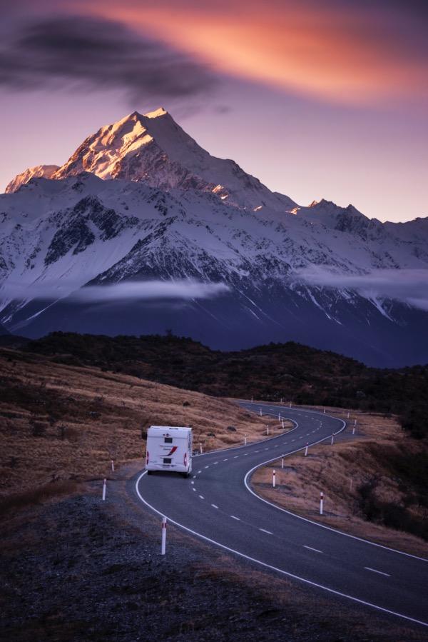 Chrystal Hutchinson Mt Cook National Park