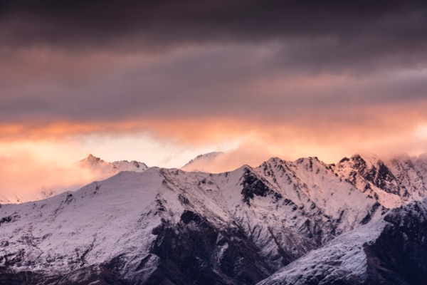 Chrystal Hutchinson Wanaka Mountains
