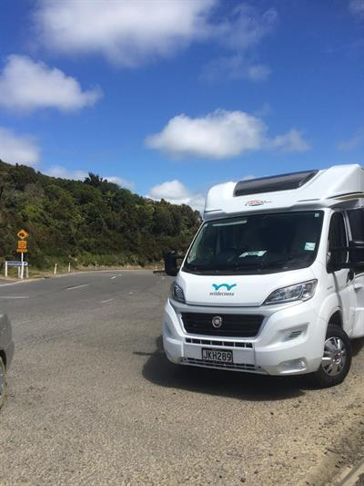 road trip, New Zealand, campervan,