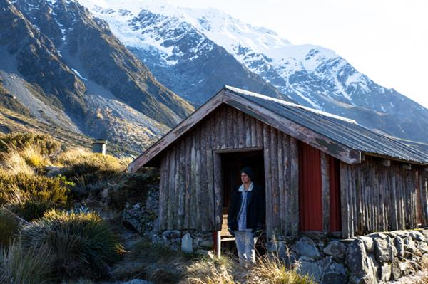 Mt Cook Camping