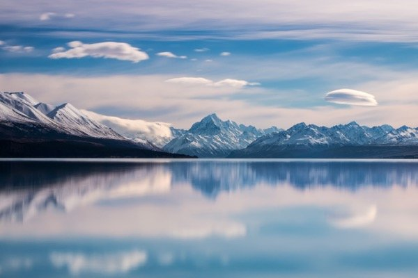 Rachel Stewart goes to Lake Pukaki in a New Zealand motorhome rental