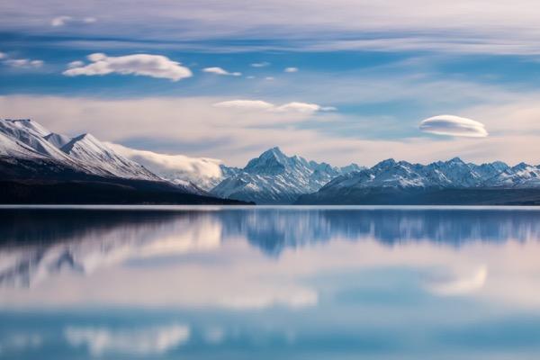 Rachel Stewart goes to Lake Pukaki in a New Zealand motorhome rental