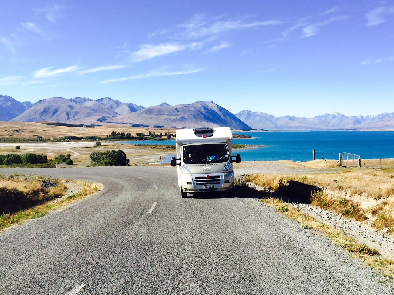 Motorhomes New Zealand