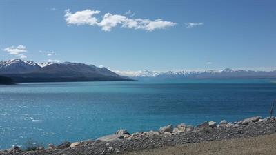 RV, environment, south island,