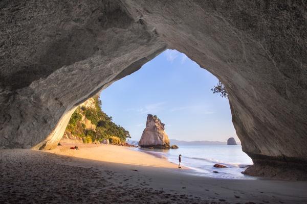 Cathedral Cove Coromandel Photo