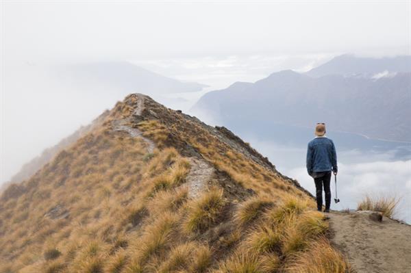 Roys Peak Tramping Hike