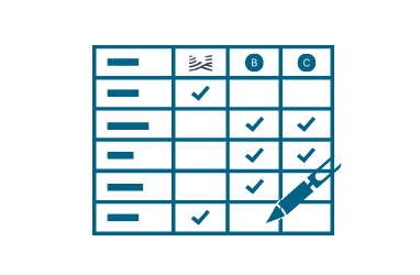 Worksheet: Campervan Rental Agreement Comparison