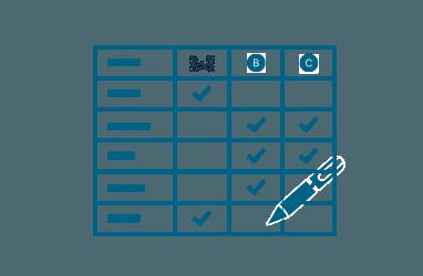 Worksheet: Campervan Rental Agreement Comparison